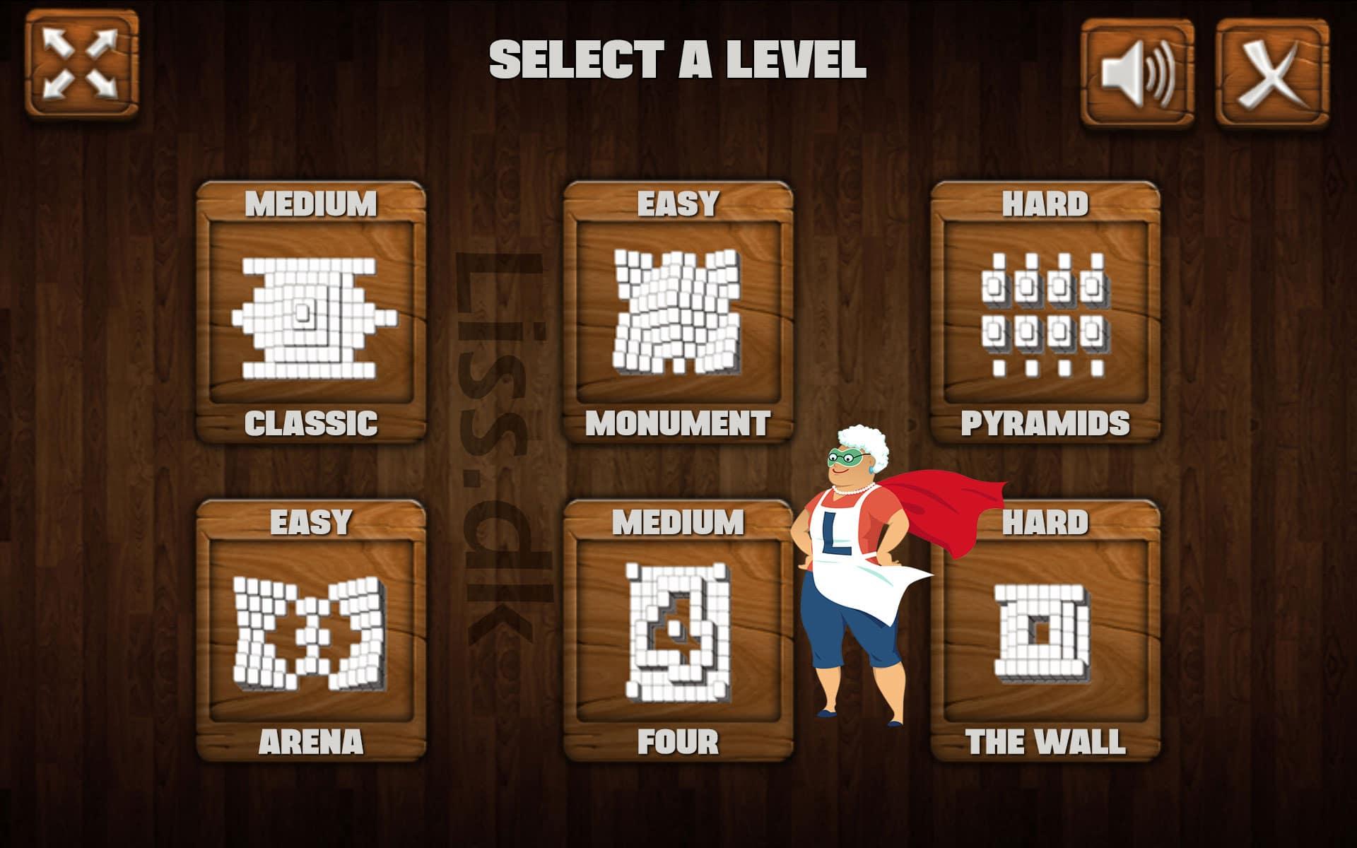 Flere gratis Mahjong spil at vælge imellem
