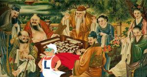 Liss spiller Gratis Mahjong med Spilleglade Kinerere